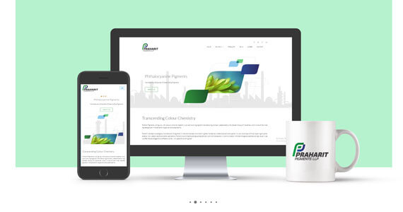 Praharih Website Design Development Agency India